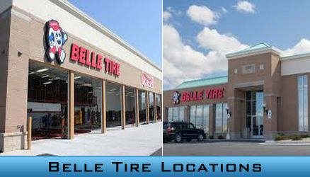 Belle tire coupons november 2018