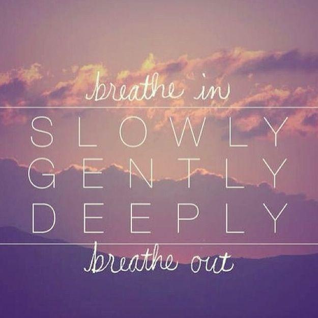 Breathe Quotes. QuotesGram