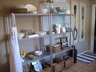 Extra kitchen storage favorite places and spaces pinterest for Extra kitchen storage