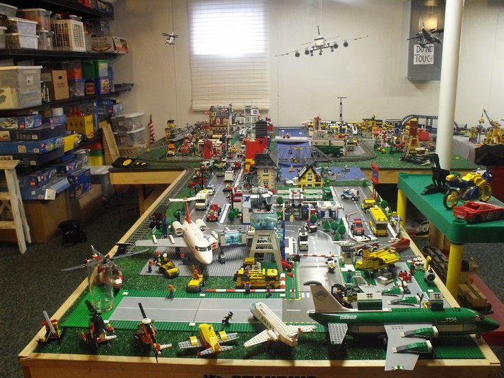 Lego City   lego city   Pinterest