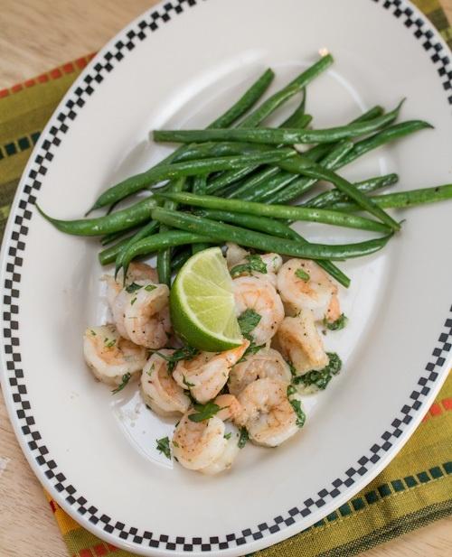 Cilantro Lime Shrimp | Fish/Seafood Recipes | Pinterest