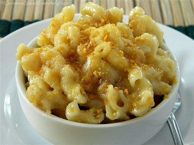 More Macaroni and Cheese, Please