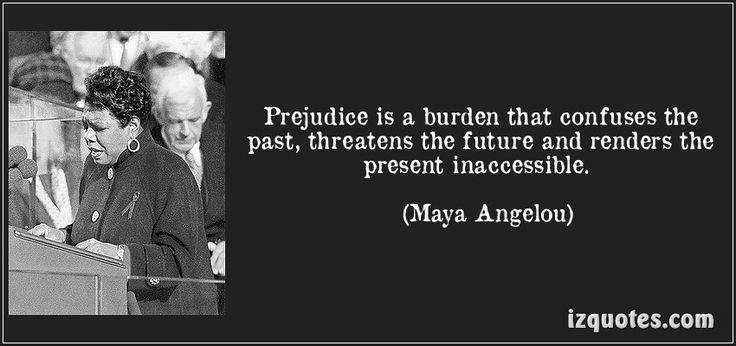 Maya Angelou On The Dangerous Power Of Racist Words