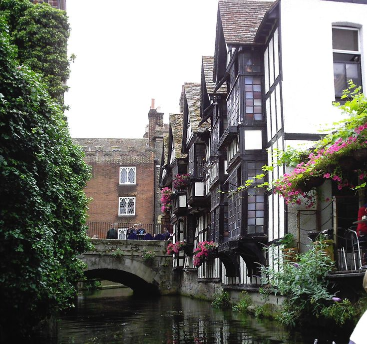 Canterbury United Kingdom  City pictures : Canterbury, United Kingdom | Anglophile It's not as bad as it sound ...