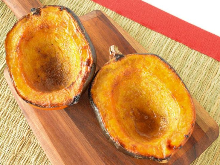 This is Paula Deen's easy and delicious baked acorn squash recipe. I ...