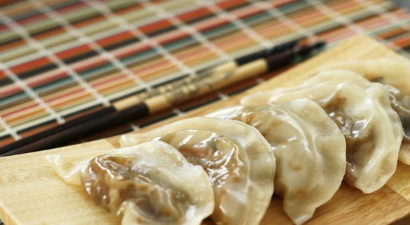 Easy Steamed Vegetable Dumplings | Recipe