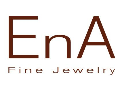 Our logo in chocolate brown