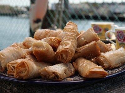 Baklava Rolls   Sweet treats   Pinterest