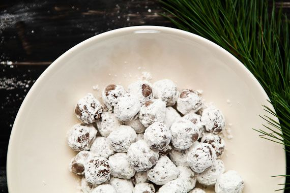Bourbon Balls | Spy Party | Pinterest