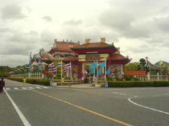 Anek Kuson Sala (Viharnra Sien)  Pattaya Attactions  Pinterest