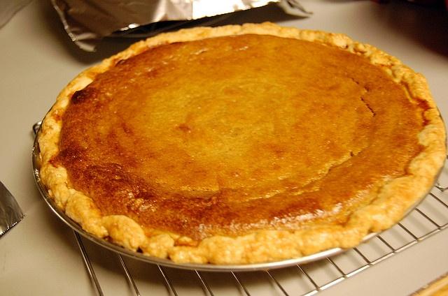 """Maple-Vanilla Pumpkin Pie   """"Sugar Plum""""   Pumpkin Pie   Pinterest"""