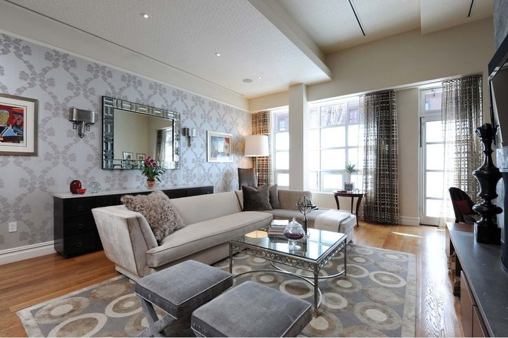 Perfect ... Transitional Grey And Beige Living Room House Ideas Pinterest ...