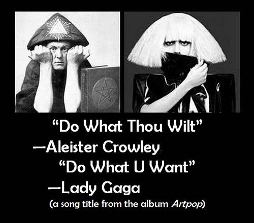 """""""Do what thou wilt"""" Augustine, Aleister Crowley and ... 