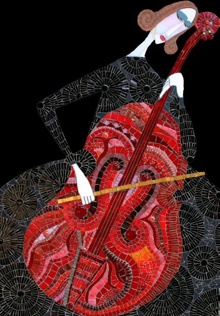 Red cello  0394  icm