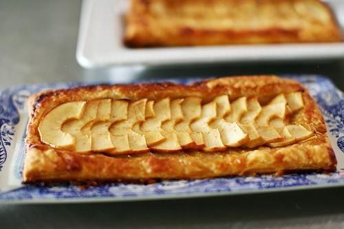 quick and easy apple tart | dessert. yum | Pinterest