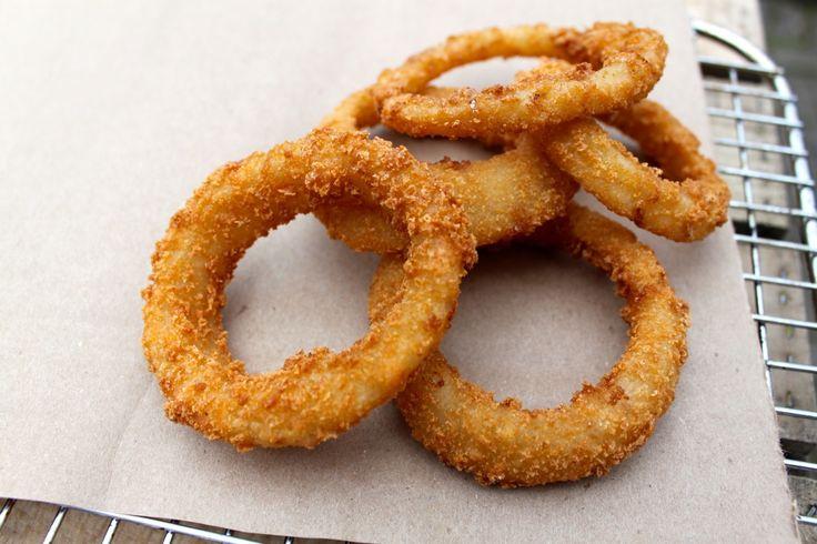 how to keep onion rings crispy in fridge