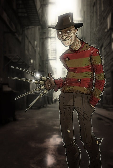 Freddy s coming for you freddy kruger pinterest