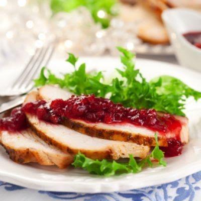 Slow Cooker Cranberry Pork | food | Pinterest