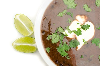 Southern Beach Black Bean Soup | Food | Pinterest
