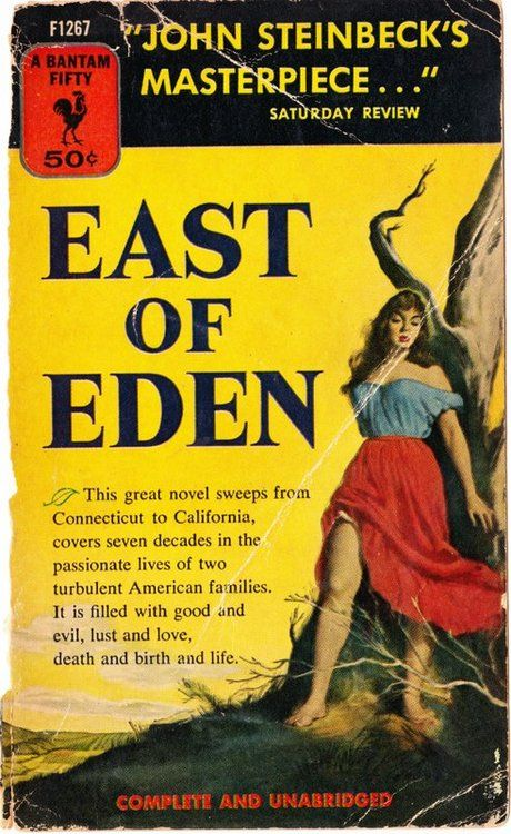 an overview of the optimistic film east of eden by john steinbeck Couldn't we say shall is a promise, a la east of eden despite it being an ugly and explicitly racist film about john__steinbeck reddit birthday.