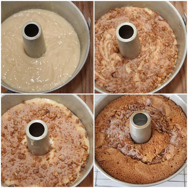 Cinnamon Walnut Coffee Cake | CAKES, PIES, and COOKIES | Pinterest