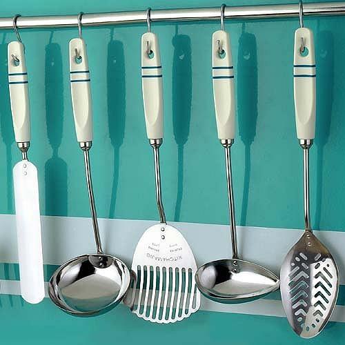 Kitchen Metal Utensils
