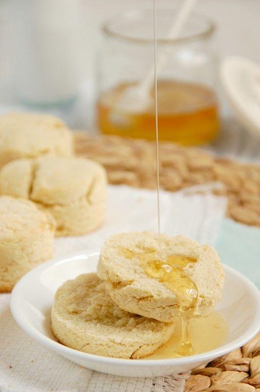 Sweet Potato Biscuits {Gluten & Dairy free} | thekitchenmccabe.com