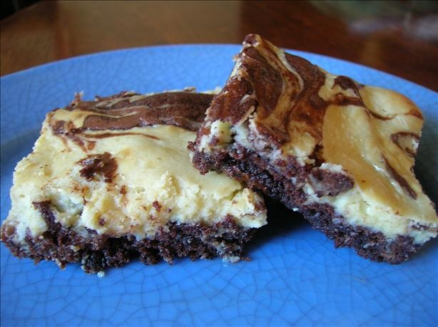 cream cheese brownies - yummy! We like to make these brownies for a ...