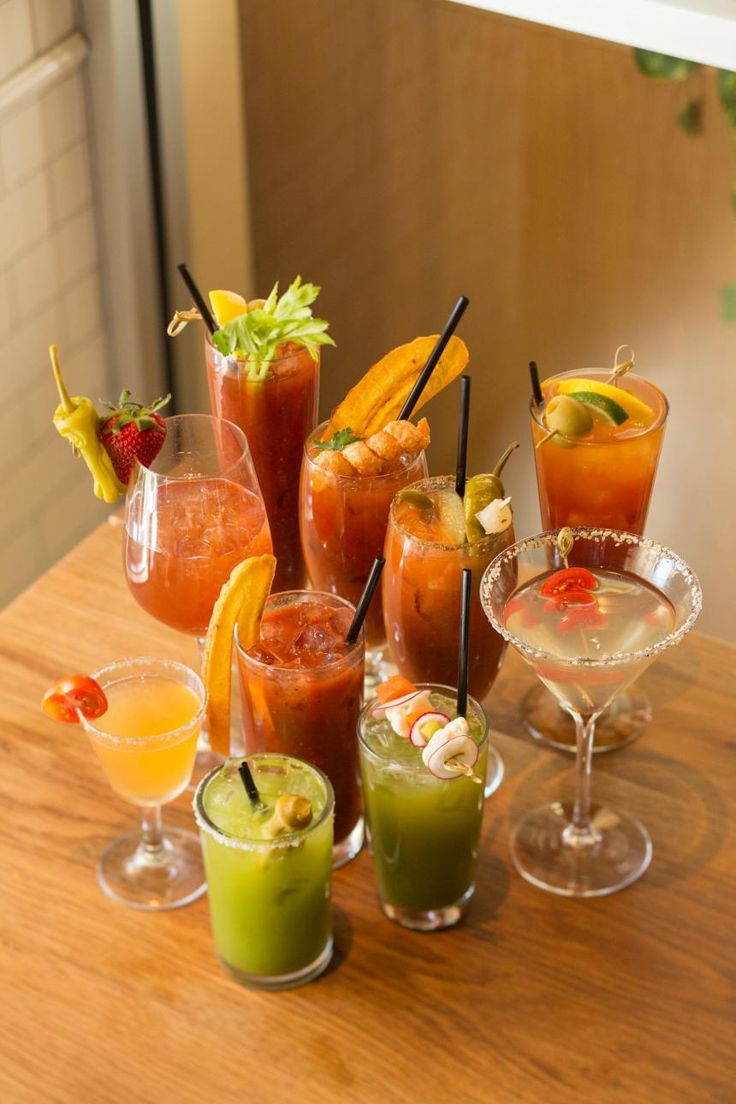 10 bloody mary recipes inspired by global cities