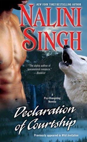 Declaration of Courtship - Nalini Singh