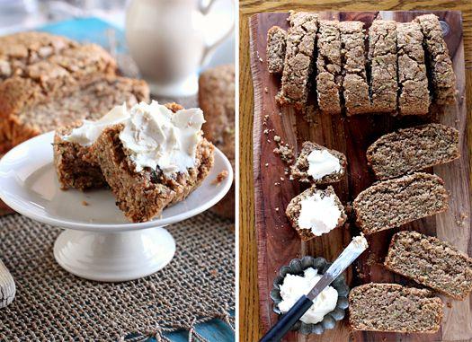 Zucchini Quinoa Bread | Recipe