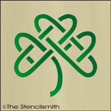 Celtic Love Knot Stencils | New Tattoo
