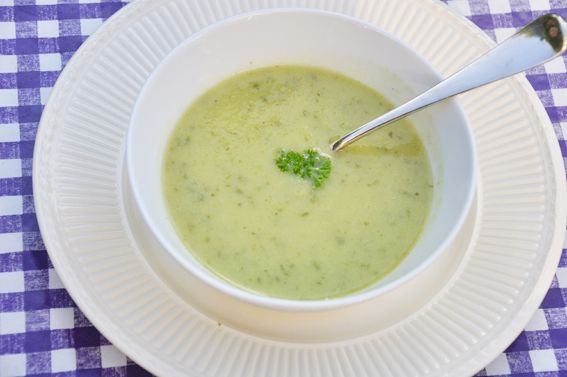 Cucumber soup — a simple recipe « Babyccino Kids: Daily tips ...