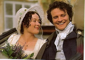 The only true Mr. Darcy, is the one and only Colin Firth (oh how I love)