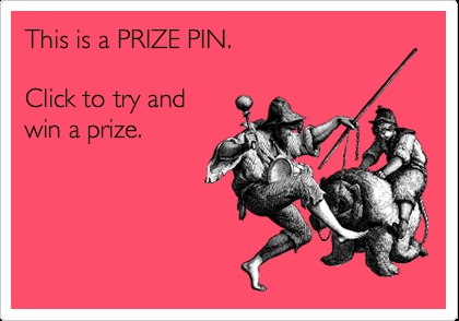 Prize pin: 5135. Click it to win it!