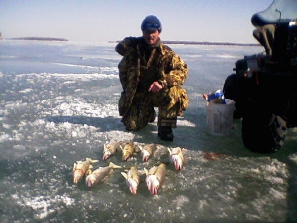 Pin by put in bay ohio on hooked on fishing pinterest for Lake erie ice fishing