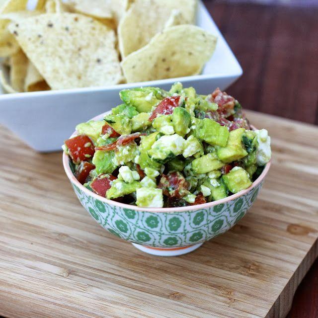 Avocado Feta Salsa. | Inspire - Food | Pinterest