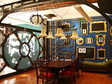 Steampunk room ideas for the home pinterest - Steampunk room ideas ...