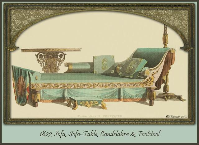 Regency Furniture Regency Style