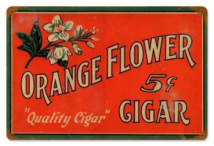 Vintage Cigar Signs 103
