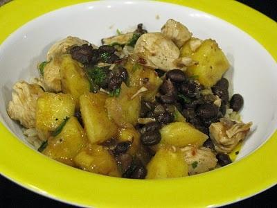 Pineapple Jerk Chicken | main dish | Pinterest
