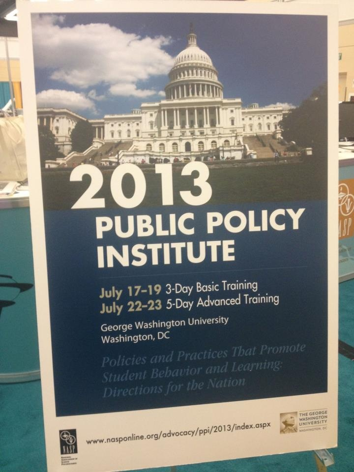 Public Policy courses in collage