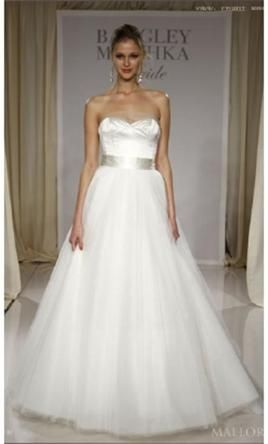 Bradley Mischka Wedding Dresses 19