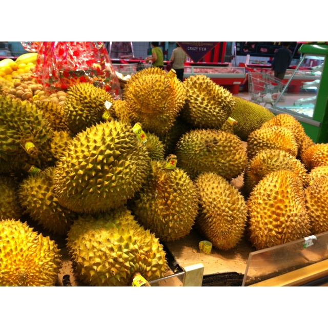 durian world smelliest fruit ever The durian is widely regarded as the most off-putting fruit in asia the smell and flavor often draw comparisons to rotting foods like onions or meat.