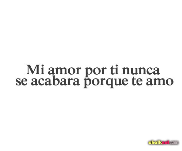 I Love You Quotes For Her In Spanish : spanish love quotes Spanish Quotes - Mi Amor-Spanish Quotes