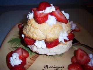 ... Cookin' Italian Style Cuisine: Old Fashioned Strawberry Shortcake