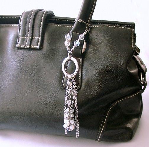 purse charm diy