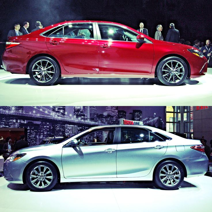 2015 Toyota Camry XSE/XLE