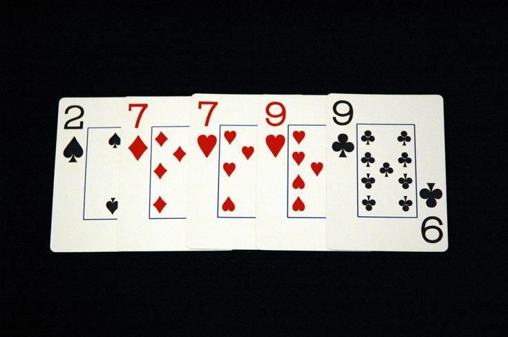 3 pair poker hand