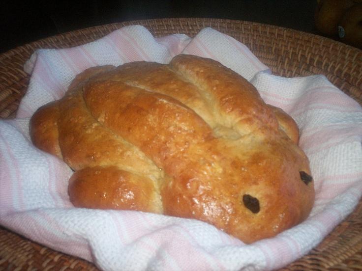 honey oat bunny bread. | Breads, Buns and Yum | Pinterest
